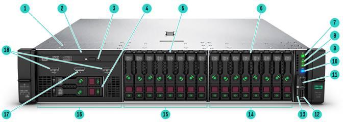 875494-B21 HP 1.92TB SATA 6G MIXED USE M.2 2280  SSD