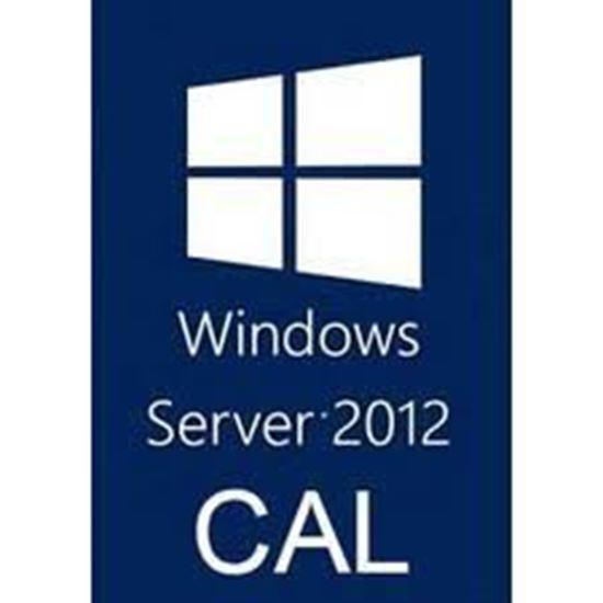 Picture of Windows Server CAL 2012 English 1pk DSP OEI 5 Clt User CAL (R18-03755)