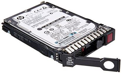 Hình ảnh HP 146GB 6G SAS 15K rpm SFF (2.5-inch) SC Enterprise 3yr Warranty Hard Drive (652605-B21)