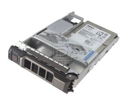 Picture of Dell 600GB 10K RPM SAS 12Gbps 2.5in Hot-plug Hard Drive,3.5in HYB CARR