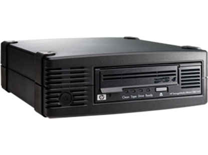 Picture of HPE StoreEver LTO-4 Ultrium 1760 SAS External Tape Drive (EH920B)