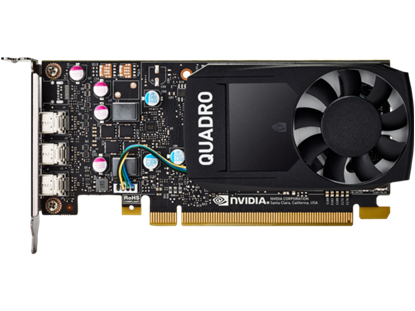 Hình ảnh NVIDIA Quadro P400 2GB Graphics Kit (1ME43AA)