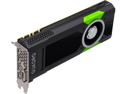 Picture of NVIDIA Quadro P5000 16GB Graphics (Z0B13AA)