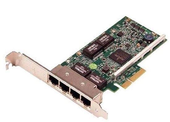 Hình ảnh Broadcom 5719 QP 1Gb Network Interface Card, Low Profile