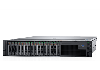 "Picture of Dell PowerEdge R740 2.5"" Silver 4110"