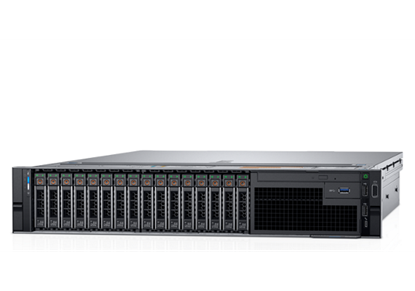 "Picture of Dell PowerEdge R740 2.5"" Silver 4112"