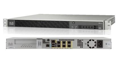 Hình ảnh Cisco ASA 5515-X with SW 6GE Data 1 GE Mgmt AC 3DES/AES (ASA5515-K9)