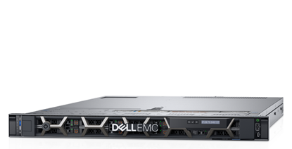 "Picture of Dell PowerEdge R640 2.5"" Silver 4109T"