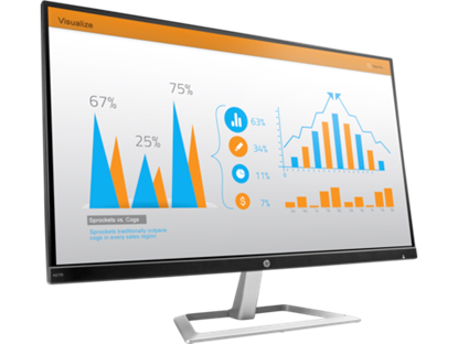 Picture of HP N270 27-inch Monitor (Y6P11AA)