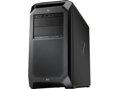 Picture of HP Z8 G4 Workstation Silver 4214