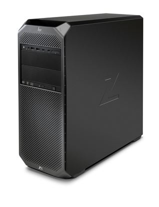 Picture of HP Z6 G4 Workstation Silver 4112
