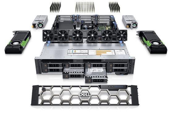 Picture of Dell Precision 7920 Rack Workstation Gold 6128