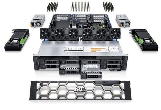 Hình ảnh Dell Precision 7920 Rack Workstation Gold 6130