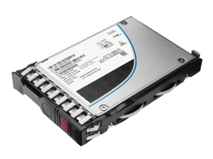 Picture of HPE 960GB SATA 6G Read Intensive SFF (2.5in) SC 3yr Wty Digitally Signed Firmware SSD (877752-B21)
