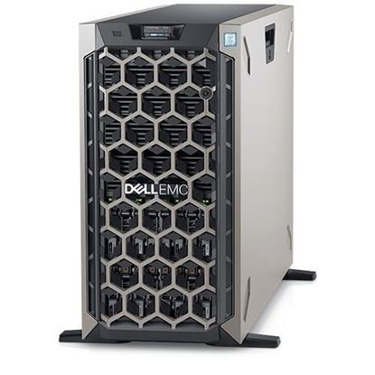 "Picture of Dell PowerEdge T640 3.5"" Silver 4110"
