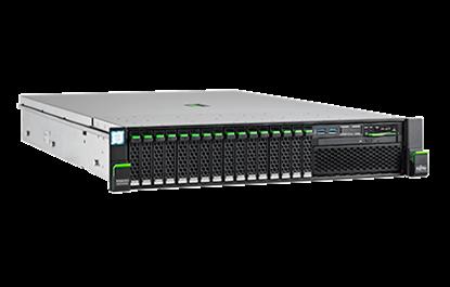 Hình ảnh FUJITSU Server PRIMERGY RX2540 M4 SFF Silver 4110
