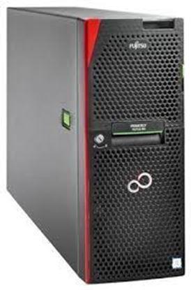 Picture of FUJITSU Server PRIMERGY TX2550 M4 SFF Silver 4110