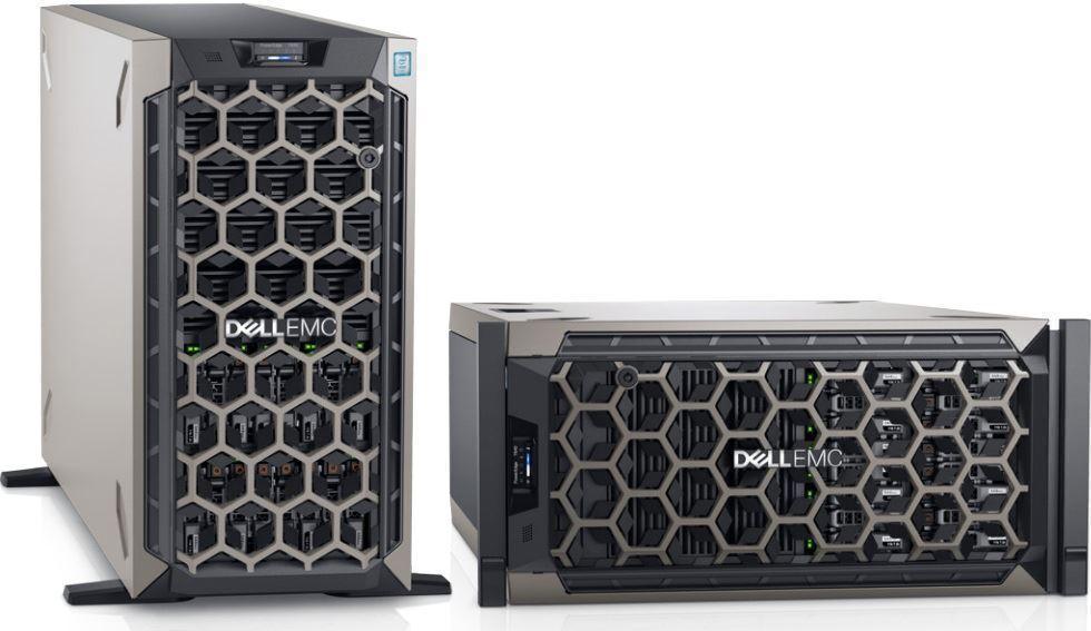 """Dell PowerEdge T440 3 5"""" Silver 4110  Nhà phân phối máy chủ hàng đầu"""