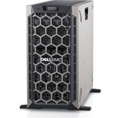"Picture of Dell PowerEdge T440 3.5"" Silver 4112"