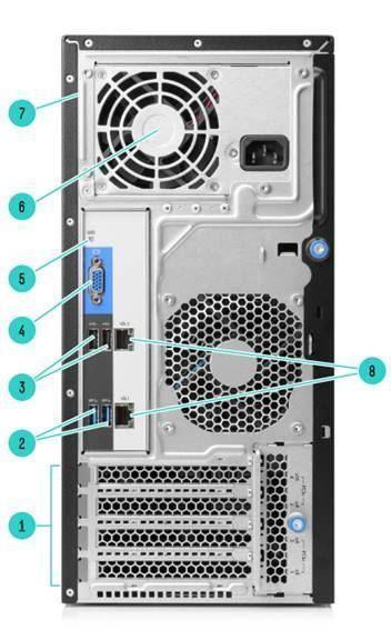 HPE ProLiant ML30 G9 E3-1220v6