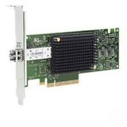 Picture of HPE StoreFabric SN1200E 16Gb Single Port Fibre Channel Host Bus Adapter (Q0L13A)
