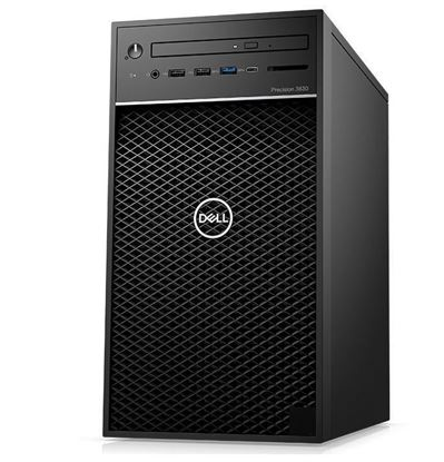 Picture of Dell Precision Tower 3630 Workstation Xeon E-2124G