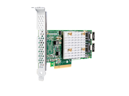 Picture of HPE Smart Array E208i-p SR Gen10 (8 Internal Lanes/No Cache) 12G SAS PCIe Plug-in Controller (804394-B21)