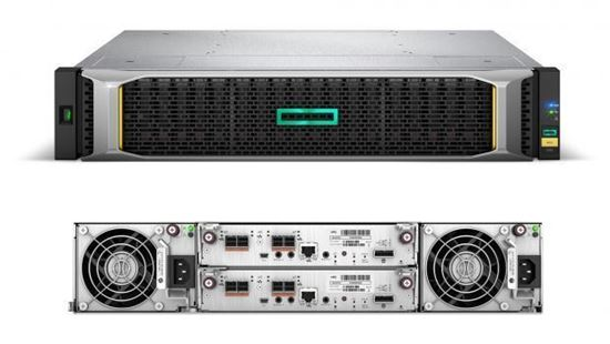 Picture of HPE MSA 2052 SAN Dual Controller SFF Storage (Q1J03A)