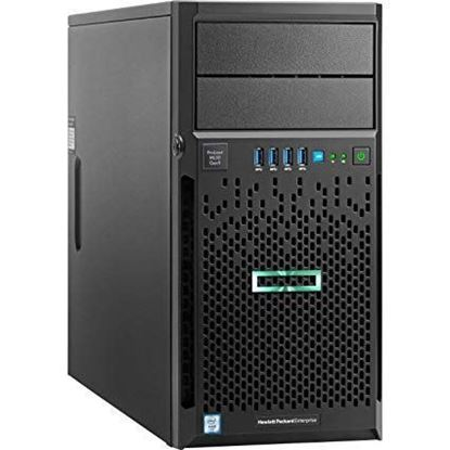 Picture of HPE ProLiant ML30 G10 LFF E-2136