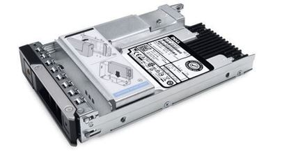 Picture of Dell 600GB 10K RPM SAS 12Gbps 512n 2.5in Hot-plug Hard Drive, 3.5in HYB CARR