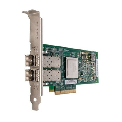 Hình ảnh Dell QLogic 2562, Dual Port 8Gb Optical Fibre Channel HBA,Full Height