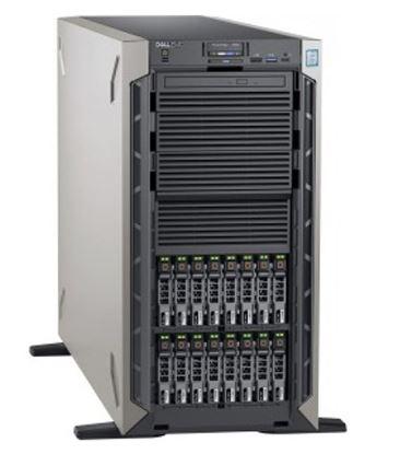 """Hình ảnh Dell PowerEdge T640 2.5"""" Silver 4210"""