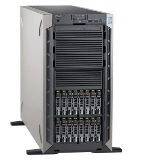"""Hình ảnh Dell PowerEdge T640 2.5"""" Silver 4214"""