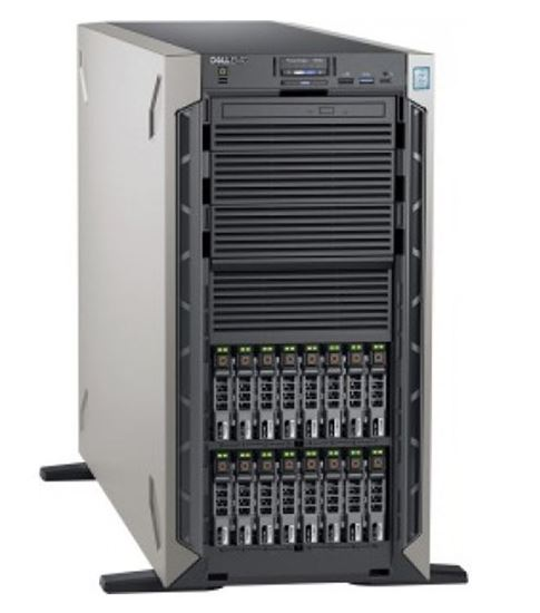 """Picture of Dell PowerEdge T640 2.5"""" Silver 4216"""