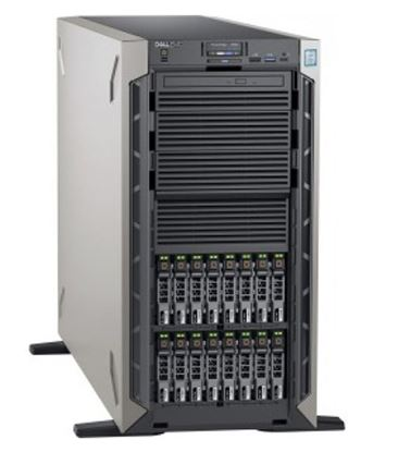 """Hình ảnh Dell PowerEdge T640 2.5"""" Gold 6234"""