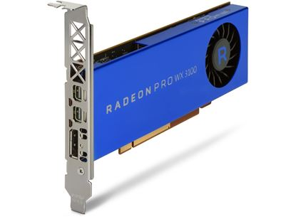 Picture of Radeon™ Pro WX 3100, 4GB, DP, 2 mDP