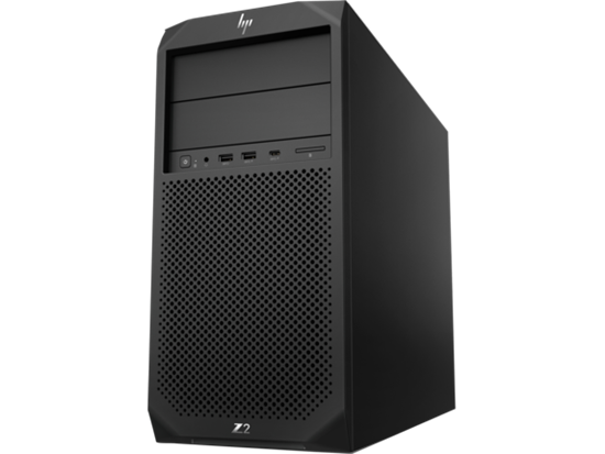 Picture of HP Z2 G4 Tower Workstation i3-8100