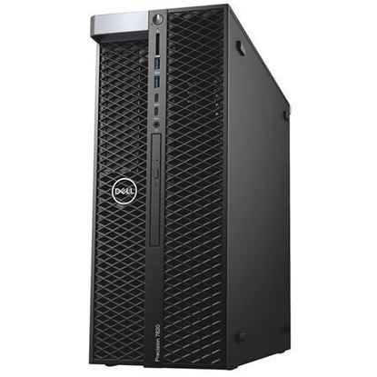 Hình ảnh Dell Precision 7820 Tower Workstation Silver 4208