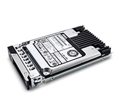 Picture of Dell 960GB SSD SAS Mixed Use 12Gbps FIPS-140 512e 2.5in, PM5-V,3 DWPD, 5256 TBW