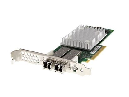Picture of QLogic 2692 Dual Port 16Gb Fibre Channel HBA, Low Profile