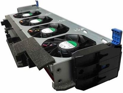 Picture of HPE ML350 Gen10 Redundant Fan Cage Kit with 4 Fan Modules (874572-B21)