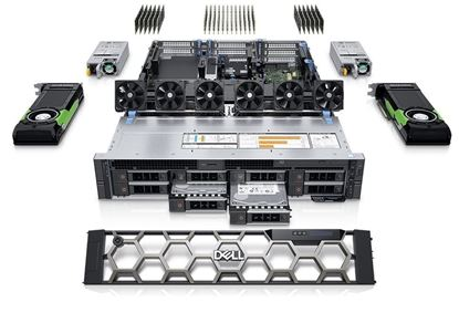 Hình ảnh Dell Precision 7920 Rack Workstation Silver 4214R