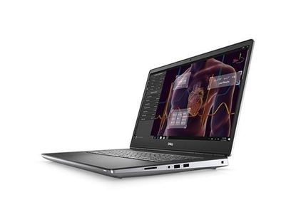 Picture of Dell Precision 7550 Mobile Workstation i7-10850H