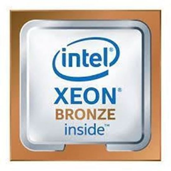 Picture of Intel Xeon Bronze 3204 1.9GHz, 6C/6T, 9.6GT/s, 8.25MB Cache, No Turbo, No HT, (85W) DDR4-2133